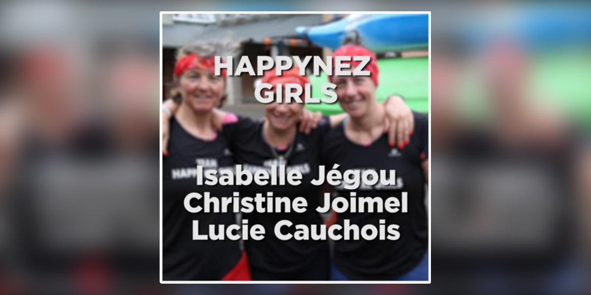 HAPPINEZ GIRLS - ILS FONT ROUEN - ÉPISODE 3